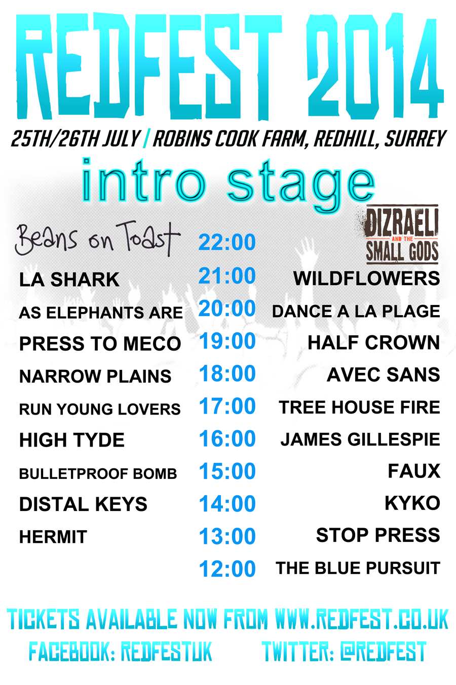 INTRO STAGE poster times invert 900